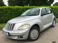 2004 Chrysler PT Cruiser 2.2CRD Classic***MOT EXPIRES MAY/2019* LOW MILES 73K***