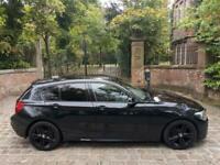 63 PLATE BMW 118d M SPORT 5DR HATCH DIESEL 49,247 MILES M PERFORMANCE SAT NAV