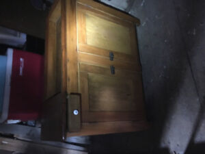 Antique pine furniture - tables cupboards dressers etc