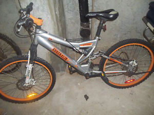 Lady`s and man`s Bike for sale