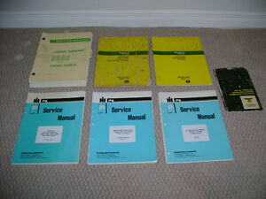 Farm Equipment Manuals