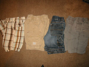 Boys size 4 shorts, Swimwear and Jackets