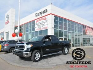 2014 Toyota Tundra 4WD DOUBLE CAB 5.7L SR5  - Certified