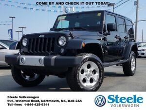 2014 JEEP WRANGLER Sahara - Low Mileage, Trade in