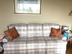 Sklar-Peppler sofa loveseat & chair plus more for sale