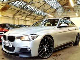 2013 BMW 3 Series 3.0 330d BluePerformance M Sport Sport Auto 4dr