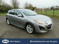 2010 MAZDA 3 1.6 TAMURA 5D ONLY 79000 MILES MOT MARCH 2022 FOCUS PASSAT CEED