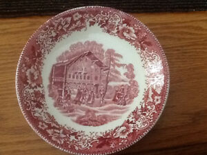 Looking for Avon Cottage dinnerware Longport Staffordshire Engla
