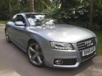 2009 59 AUDI A5 2.0 TDI S LINE SPECIAL EDITION COUPE 2DR DIESEL MANUAL (134 G/KM