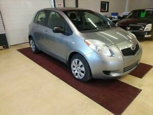 2008 Toyota Yaris Manual 5 Door Hatchback