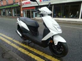 Sym Mask 50 scooter,moped 50cc 3 yaer warranty. Learner legal at 16