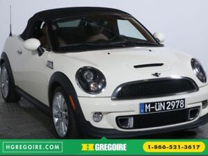2012 Mini Cooper S ROADSTER AUTO A/C DÉCAPOTABLE
