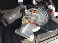 Mitre table saw (Craftsman)