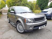 2011 11 REG Land Rover Range Rover Sport 3.0TD HSE V6 auto 2010 2013