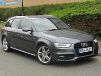 2013 Audi A4 Avant 2.0 TDI S Line 5dr