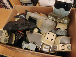 Micromachines military lot