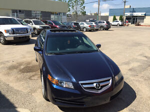 ACURA TL LOADED. (((PRICED FOR QUICK SALE)))