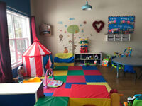 Beautiful Daycare in Clayton Park: Full & Part Time Spots