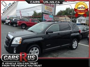 2012 GMC Terrain SLE-2.....Includes 4 FREE winter tires!!