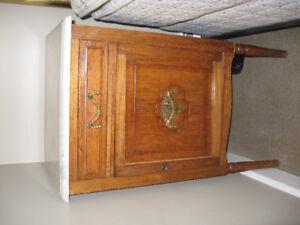 2 X Antique dresser side tables