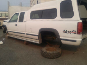 1993 Chevy 2500  - Part out-