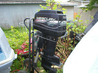 60 hp mercury outboard fot sale