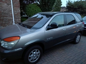 2002 BUICK RENDEZVOUS WITH NEW TIRES