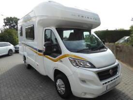 Auto Trail Tribute 2 berth end kitchen coachbuilt motorhome for sale ref 16059