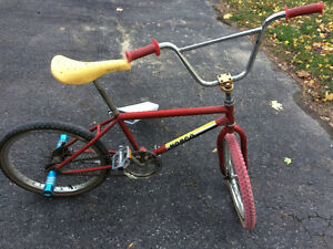 Vintage '80s Norco Freestyle Pro BMX Desert Rat bike ORIGINAL!