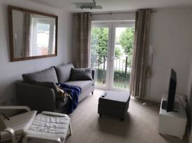 Furnished one bed flat on River Thames to rent