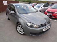2011 Volkswagen Golf 1.6 TDI ( 105ps ) DSG Match
