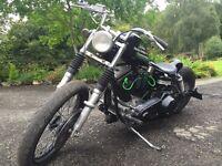 Harley Davidson Evo.