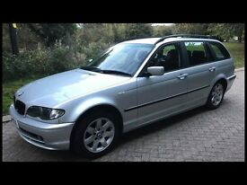 BMW 318 touting top spec