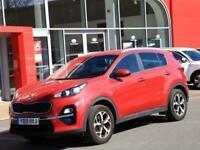 2019 Kia Sportage 1.6 GDi ISG 2 5dr 4x4 Petrol Manual