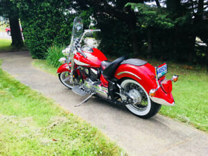 2001 Yamaha V-star 1100 Classic for sale in great shape