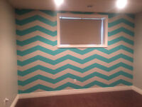 Skilled painter in Peace River