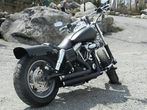 2010 Harley-Davidson Dyna Fat Bob (Denim Black)