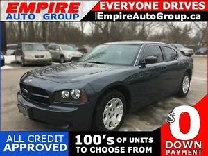 2007 DODGE CHARGER RWD * POWER GROUP * EXTRA CLEAN