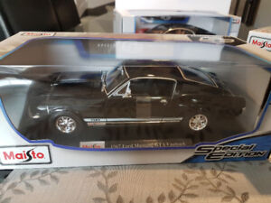 1/18 Maisto Ford Mustang 1967