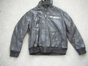 Yamaha Star Leather Hoody Size XL
