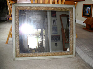 Antique mirror Peterborough Peterborough Area image 1