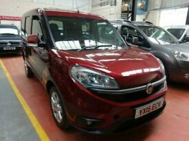 image for 2015 Fiat Doblo WHEELCHAIR ACCESSIBLE DOBLO LOUNGE MULTIJET MPV Diesel Manual