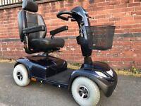INVACARE COMET 8 mph ELECTRIC SCOOTER