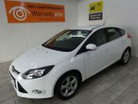 2014,Ford Focus 1.6TDCi 115bhp Zetec Navigator***BUY FOR ONLY £36 PER WEEK***