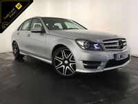 2013 63 MERCEDES-BENZ C220 AMG SPORT + CDI 1 OWNER SERVICE HISTORY FINANCE PX