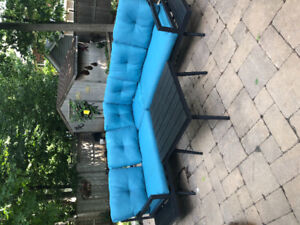 Brand new outdoor patio sectional