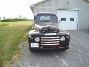 1948-49  FORD   Pickup Chassis  Wanted.......Original FRAME