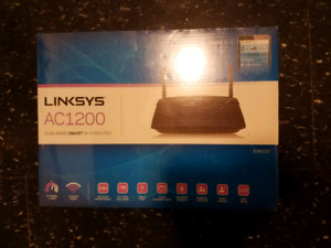 Unopened! Linksys AC1200 Wi-Fi Router
