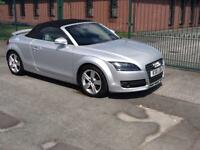 Audi TT Roadster 2.0 ( 197bhp ) Roadster 2008MY Exclusive Line