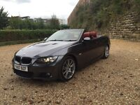 BMW 325i Msport Convertible 2007 E92 M3 Extras Stunning Car